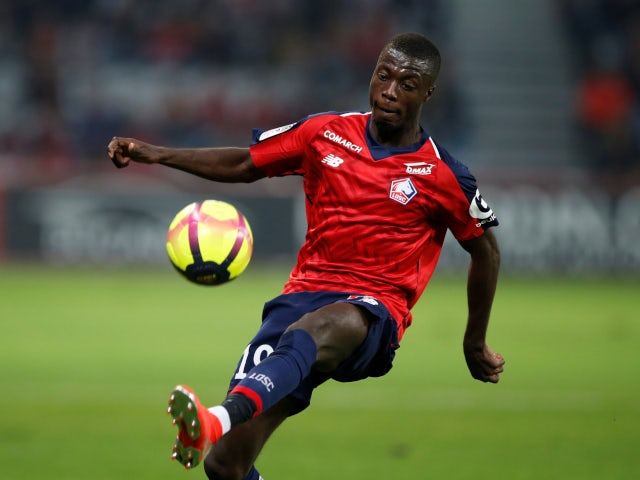Lille president confirms Liverpool talks with Pepe