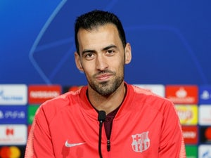Busquets dropped for 'technical reasons'