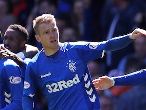 Steven Davis talks up Rangers shape after starting pre-season training