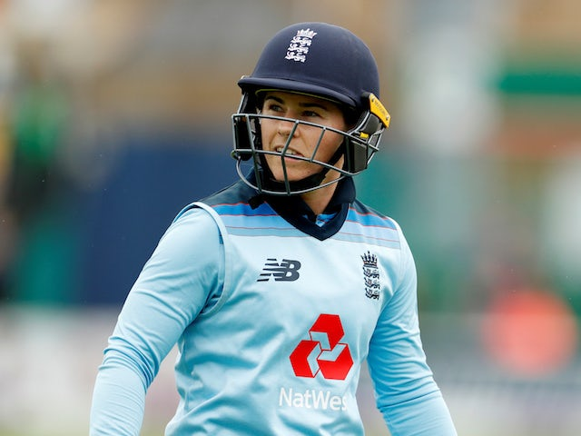 Tammy Beaumont proud to show solidarity with Black Lives Matter movement