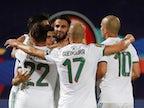 Result: Riyad Mahrez scores as Algeria cruise into quarter-finals