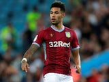 Andre Green in action for Aston Villa on August 23, 2018