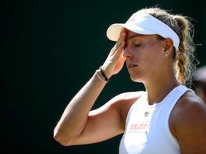 Wimbledon 2019: Ashleigh Barty progresses as Angelique Kerber crashes out