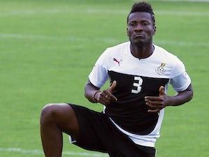 Asamoah Gyan: 'I'm ready to prove my worth'