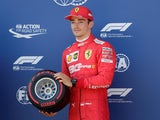 Charles Leclerc secures pole on June 29, 2019