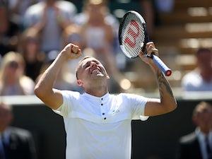 Three Brits make it through to third round at Wimbledon
