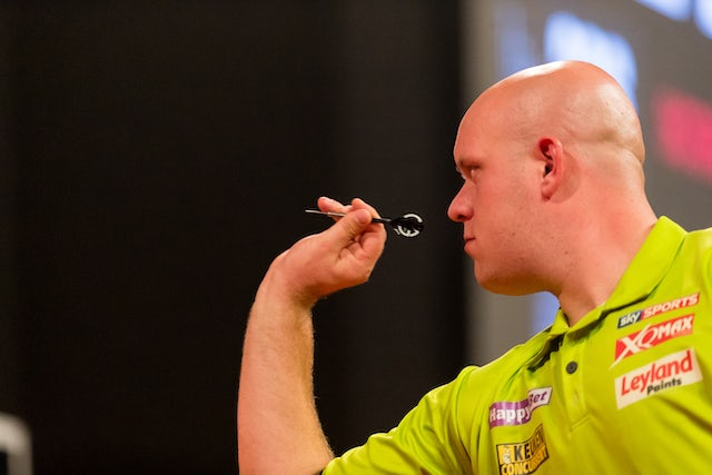 World Matchplay: Michael Van Gerwen Aiming to Land His Third Title in Blackpool