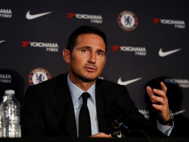 Frank Lampard: 'Chelsea do not need any new players'