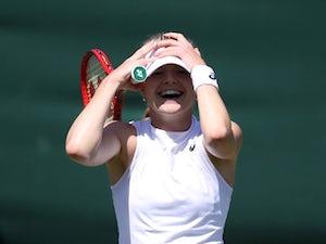 Harriet Dart enjoying career-best Wimbledon run