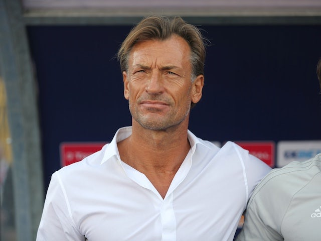 Morocco head coach Herve Renard pictured on June 23, 2019