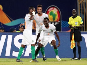 Ivory Coast cruise past Namibia to book AFCON last-16 spot
