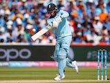 Jason Roy in action for England on June 30, 2019