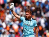 Jonny Bairstow in action for England on June 30, 2019
