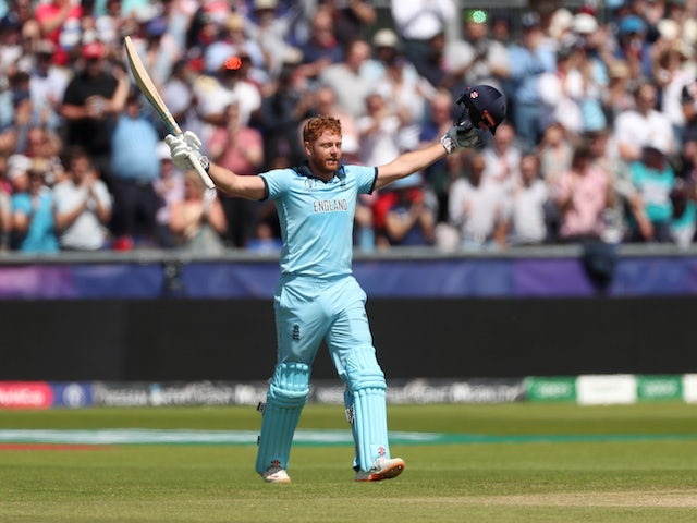 Jonny Bairstow storms to century in final practice match before one-day series