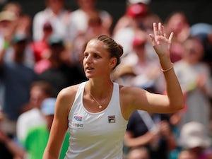 Karolina Pliskova pleased with improvement from first round