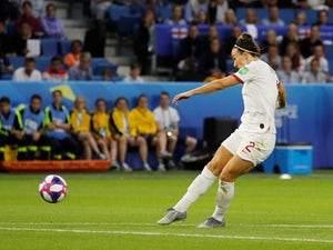 Lucy Bronze out of England's SheBelieves Cup title defence with calf injury