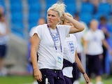 Millie Bright pictured on June 27, 2019