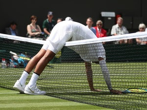 Nick Kyrgios relishing prospect of grudge match with Rafael Nadal