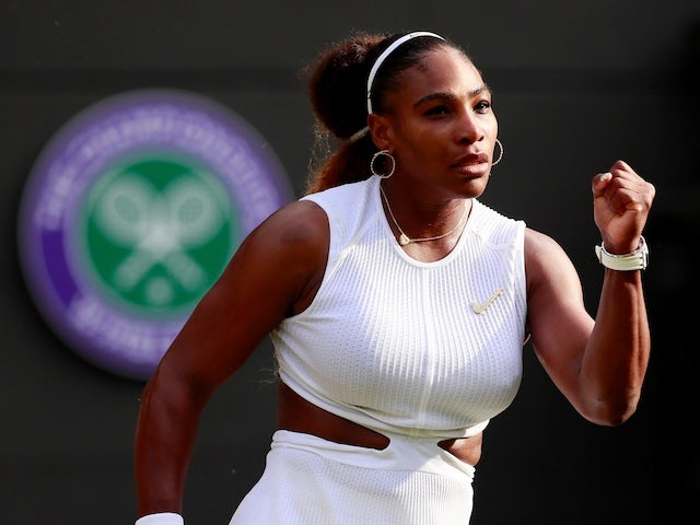 Wimbledon day 12: Serena Williams aiming for eighth title
