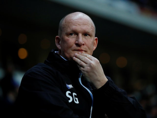 Simon Grayson sacked by Blackpool after seven months in charge