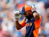 Virat Kohli in action for India on June 30, 2019