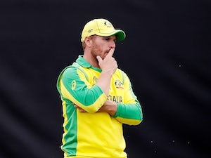 Aaron Finch: 'Australia have moved on from World Cup semi-final loss'