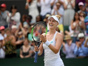 "Alison Riske ""incredibly excited"" for Serena Williams showdown"
