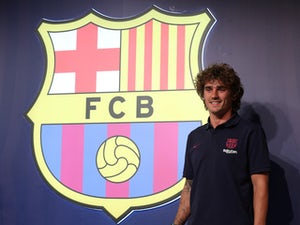 Antoine Griezmann is unveiled as a Barcelona player on July 13, 2019
