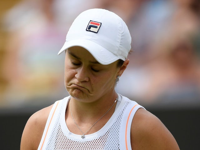 Ashleigh Barty pulls out of US Open due to coronavirus fears