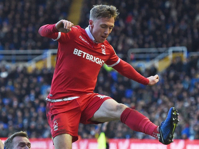 Sheffield United bid for Forest midfielder Ben Osborn?