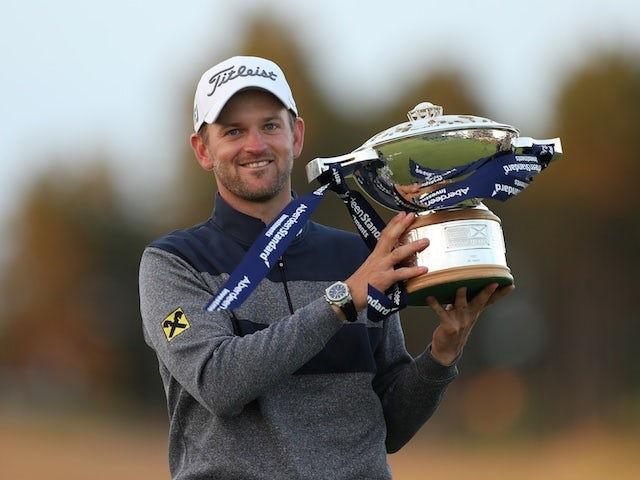 Result: Bernd Wiesberger holds nerve in playoff to win Scottish Open title