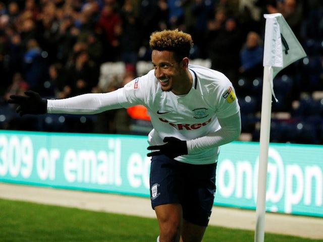 Preston accept Callum Robinson bid from unnamed Premier League club