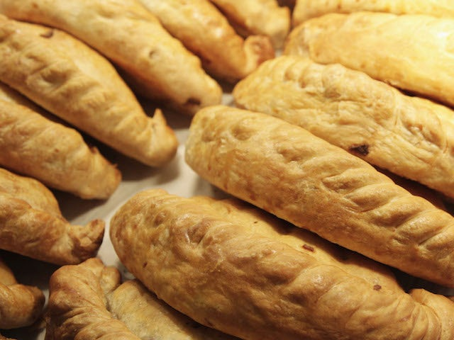 Bolton 'owe £6,000 bill for cheese pasties'