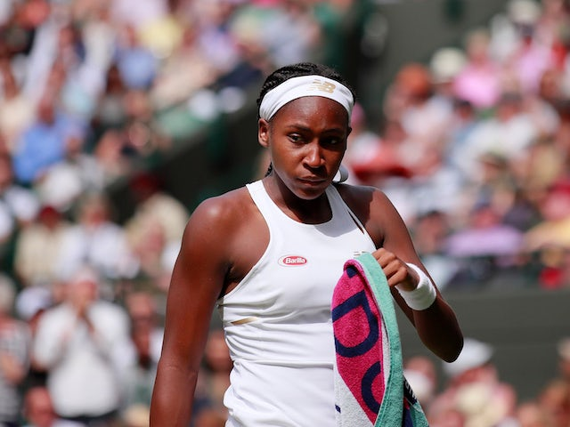 Result: Simona Halep ousts Cori Gauff from Wimbledon