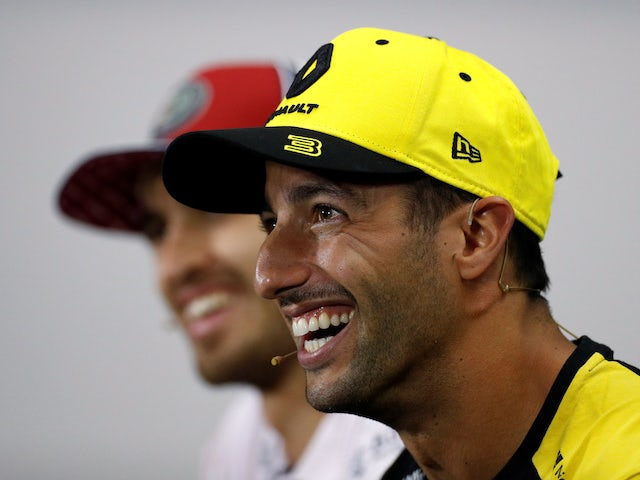 Ricciardo says he is not worse off at Renault