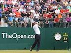 Italy's Edoardo Molinari sets clubhouse target at British Masters