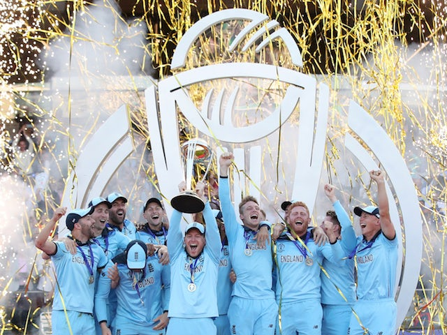 ECB chief eager to capitalise on England World Cup win