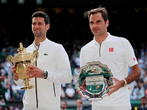 Novak Djokovic, Roger Federer drawn in same group at ATP Finals