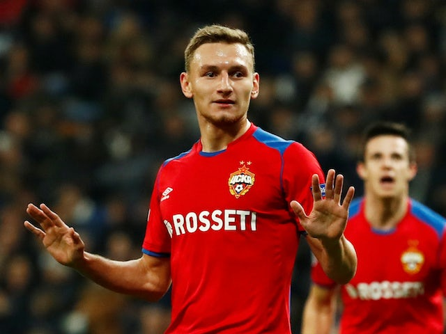 Chelsea to make January move for Chalov?