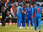 New Zealand set India target of 240 to reach World Cup final