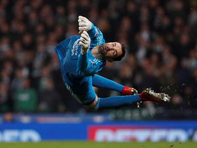Result: Nine-man Aberdeen salvage point against Hibernian