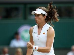 Greg Rusedski tips Johanna Konta for good display at US Open