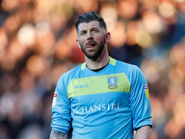Keiren Westwood pens two-year Sheffield Wednesday extension
