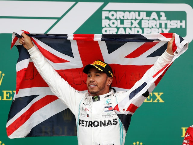 British Grand Prix: Five things we learned as Lewis Hamilton makes history