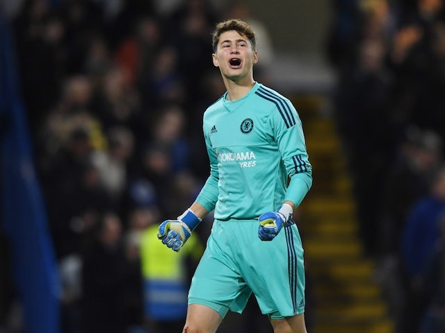 Championship clubs keen on Chelsea stopper?