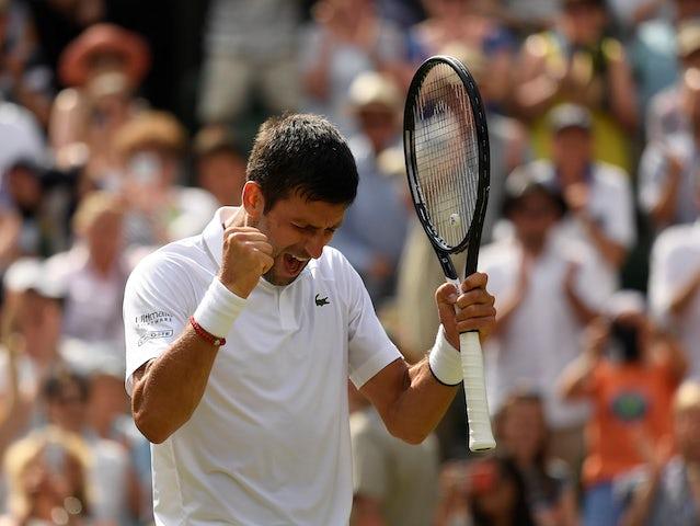 Novak Djokovic: 'I know what to expect in Wimbledon final'