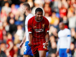 Liverpool pull Brewster out of Under-23 game