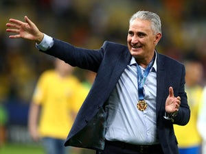 Brazil manager Tite: 'I have no words to describe my happiness'