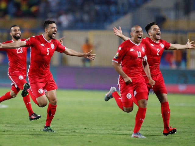 Result: Tunisia beat Ghana on penalties to reach quarter-finals
