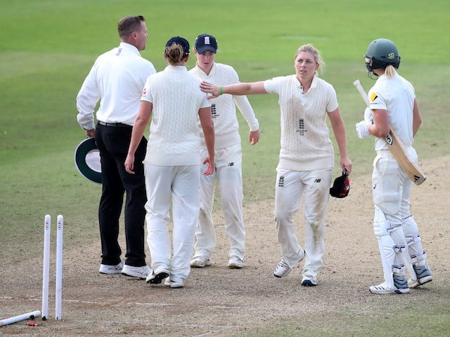Result: Australia retain Women's Ashes as only Test ends in draw